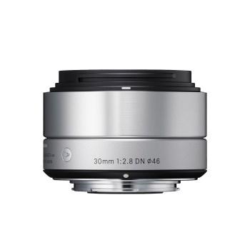 Sigma 30mm F2.8 DN Art Obiectiv pentru MFT Argintiu