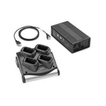 KIT:MC9000 FOUR SLOT BATTERY/CHARGER ES