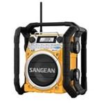 Radio Sangean U-4 BT YELLOW