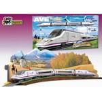 Set tren Pequetren - Trenulet Electric Renfe Ave S-102