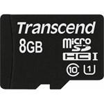 Card de Memorie Transcend MicroSDHC 8GB UHS-I 300x