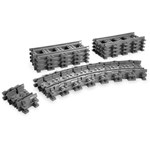 LEGO® CITY FLEXIBLE TRACKS - 7499