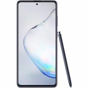 Smartphone Telefon mobil Samsung Galaxy Note 10 LITE, Dual SIM, 128GB, 6GB RAM, 4G, Black
