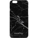 Husa Capac Spate Saint Laurent Negru Apple iPhone 7, iPhone 8