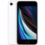 "Telefon Mobil Apple iPhone SE (2020), Procesor Hexa-core 2.65GHz/1.8GHz, Retina IPS LCD Capacitive Touchscreen 4.7"", 3GB RAM, 64GB Flash, 12MP, Wi-Fi, iOS, 4G (Alb)"