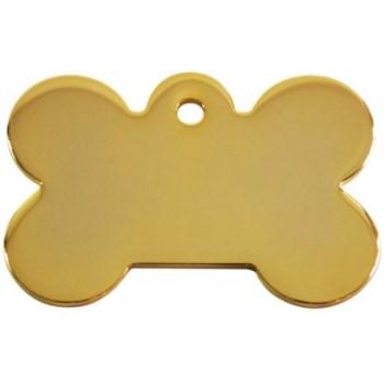 Medalion Imarc Aluminiu Os, Golden, Masura S - Gravare Gratuita