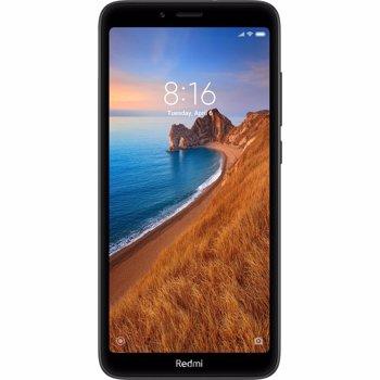 Telefon mobil Xiaomi Redmi 7A, Dual SIM, 16GB, 4G, Matte Black