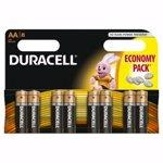 Baterie Duracell Basic AA LR06 8buc