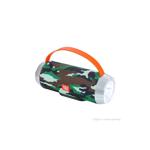 Boxa portabila Wireless, TG501, Bluetooth, cu Suport pentru Maner, TF Card / Aux-in / FM, Camuflaj