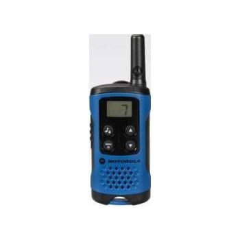 Statie radio portabila Walkie-Talkie Motorola TLKR T41, Albastru