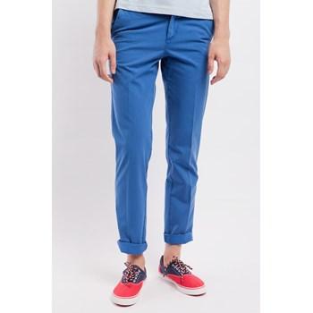 Pantaloni casual barbati Avirex albastri