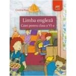 Engleza Cls 6 Caiet - Cristina Rusu 978-606-710-008-2