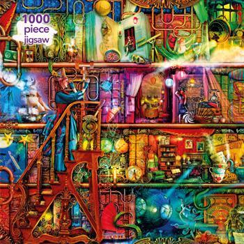 Puzzle 1000 piese - Adult Jigsaw Aimee Stewart - Fantastic Voyage