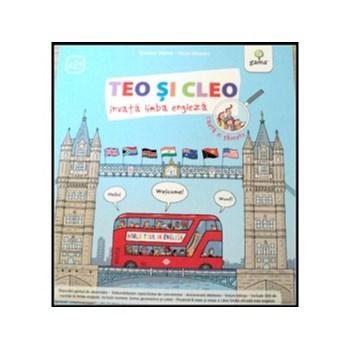 Teo si Cleo: calatorie prin Europa