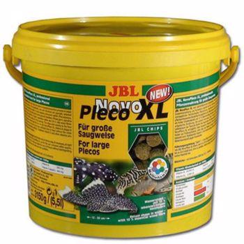 Hrana tablete pentru pesti erbivori JBL NovoPleco XL 5500 ml