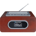 Radioceas portabil Blaupunkt PP6BR, SD, USB, AUX, alarma, maro