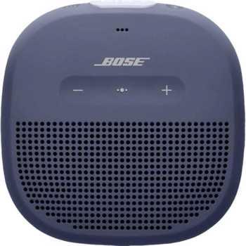Boxa portabila Bose SoundLink Micro, Bluetooth, Albastru