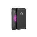 Husa iPaky 360 Air + folie sticla iPhone 6 / 6S Black
