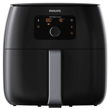 Friteuza cu aer cald PHILIPS Avance Collection Airfryer XXL HD9650/90, 1.4kg, 2225W, negru
