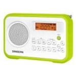 Radio Sangean PR-D18 (Alb/Verde)