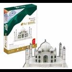 Puzzle 3D Mausoleul Taj Mahal India, 87 piese