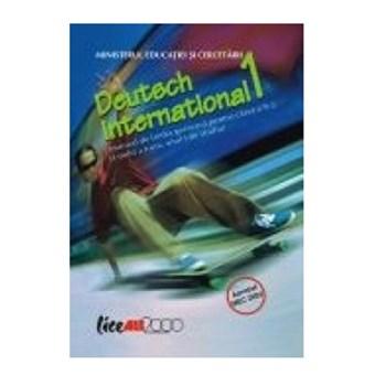Manual germana clasa 9 - Deutsch International 1, editura All
