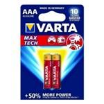 Varta baterie Max Tech R3 AAA, 2 bucati / blister
