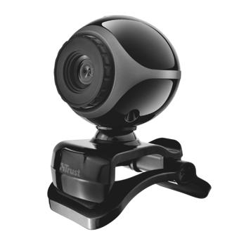 Camera Web Trust Exis TR-17003 480p USB
