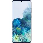 Smartphone Samsung Galaxy S20 Plus, 5G Edition, Octa Core, 128GB, 12GB RAM, Dual SIM, 5-Camere, Aura Blue
