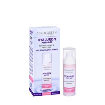 Masca revitalizanta de fata Hyaluron Anti-Age 30 ml