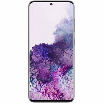 """Telefon Mobil Samsung Galaxy S20, Procesor Exynos 990 Octa-Core 2.84GHz / 1.8GHz, Dynamic AMOLED 6.2"""", 8GB RAM, 128GB Flash, Camera Tripla 12+12+64MP, Wi-Fi, 4G, Android (Gri)"""