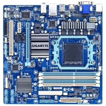Placa de baza Gigabyte 78LMT-USB3 R2, Socket AM3+