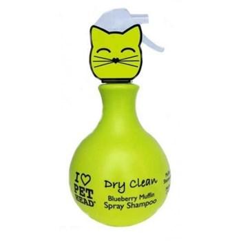 Spray Pisica Pet Head Dry Clean - 450 Ml