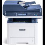 Imprimanta laser Xerox WorkCentre 3345DNI, Laser, RADF, A4, USB 2.0
