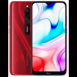 Smartphone Xiaomi Redmi 8, Gorilla Glass 5, Snapdragon Octa Core, 32GB, 3GB RAM, Dual SIM, 4G, 3-Camere, 5000 mAh battery champion, Red