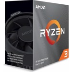 Nou! Procesor AMD Ryzen™ 3 3300X, 3.8 GHz, 16MB, AM4, 65W (Box)
