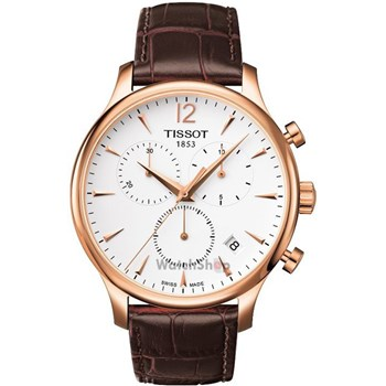 Ceas T-CLASSIC T063.617.36.037.00 Tissot Tradition Cronograf