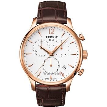 Ceas Tissot T-CLASSIC T063.617.36.037.00 Tradition Cronograf