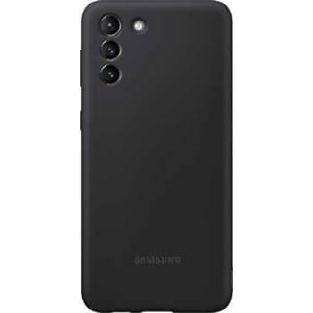 Carcasa pentru SAMSUNG Galaxy S21 Plus, EF-PG996TBEGWW, silicon, negru