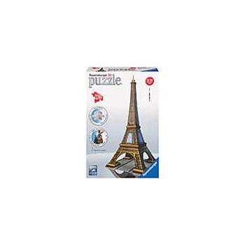 Puzzle 3D - Turnul Eiffel, 216 piese