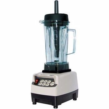 Blender JTC Omniblend V-TM 800, 950W, 2 L, Vas tritan fara BPA, 3 programe, Gri