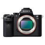 Aparat foto Mirrorless Sony Alpha A7II Body, 24.3 MP, Full-Frame, Wi-Fi, NFC, E-Mount, ISO 50–25600, Negru