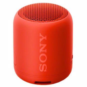 Boxa portabila Sony SRS-XB12, Extra Bass, Bluetooth, Rosu