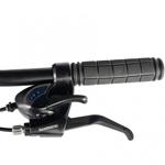 Bicicleta Mtb-Ht Carpat C2670A roata 26 cadru aluminiu negru/galben