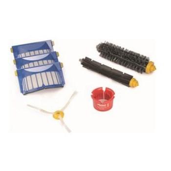 Set accesorii iRobot Replenishment kit 3x filtre , 1 x set perii, 1 x perie laterala, 1 inel de curatare pentru Roomba seria 600