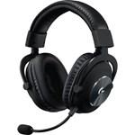 Casti Logitech G PRO Gaming Headset, Black