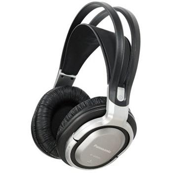 Casti audio wireless cu banda Panasonic RP-WF950E-S, Argintiu