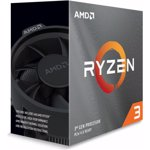 Procesor AMD Ryzen™ 3 3100, 3.6 GHz, 16MB, AM4, 65W (Box)