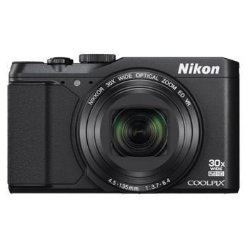 Aparat foto digital ultrazoom Nikon S9900, 16 MP, Negru
