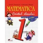 Matematica Cls 1 Caietul elevului Partea I - Stefan Pacearca Mariana Mogos 973-679-109-2